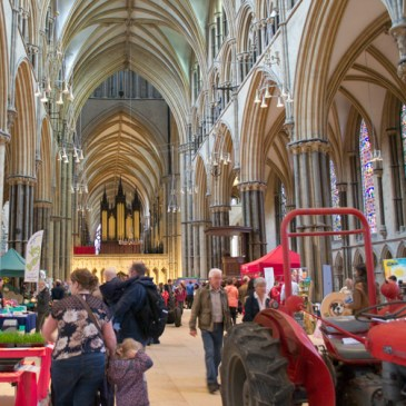 Lincolnshire Sausage Festival and Food and Farming Festival