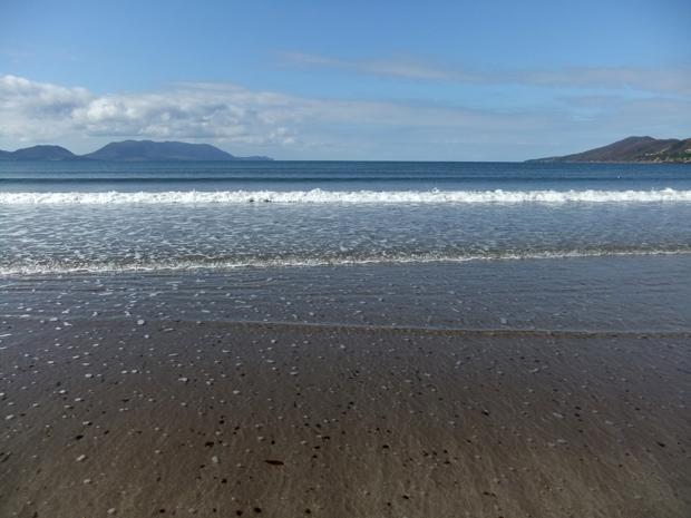 Inch beach, Ireland, August 2011