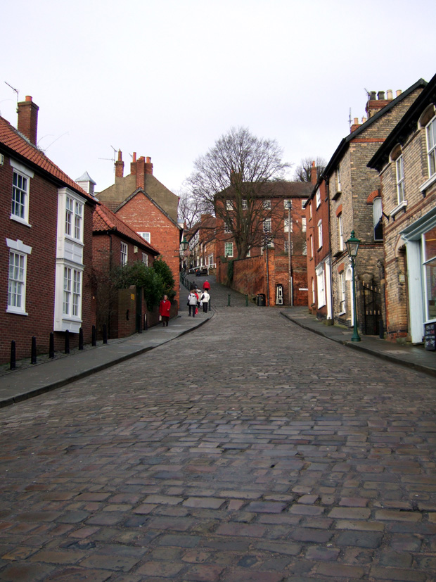Steep Hill in Lincoln – if you haven't experienced it you should!