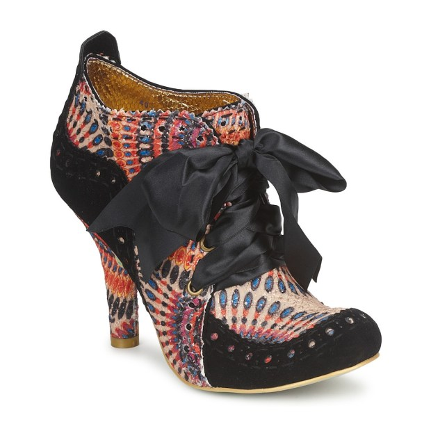 Abigail's Party in Black by Irregular Choice