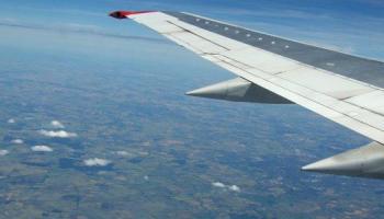 Plane Over England
