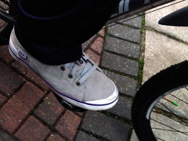 Teva Freewheel Bike Sneakers