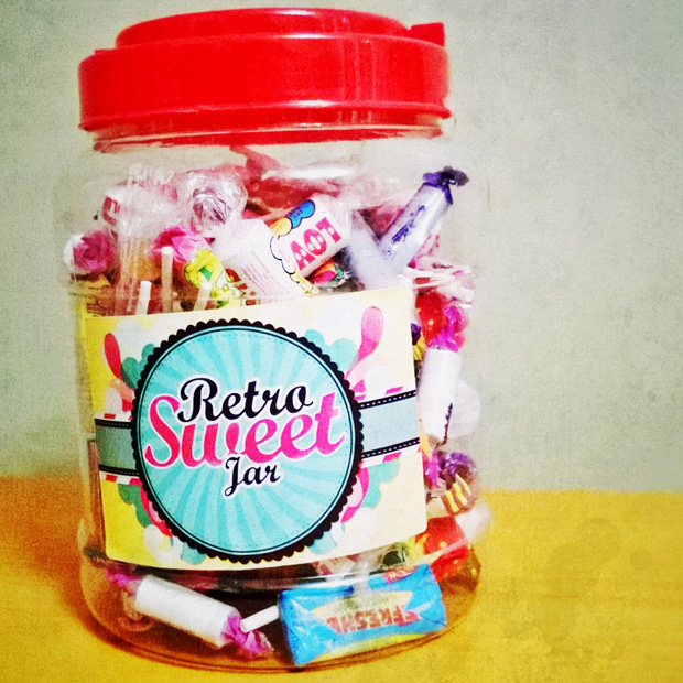 Sweets from Find me a Gift
