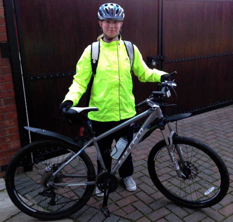 Review: Dare 2B Transpose Cycling Jacket from Go Outdoors