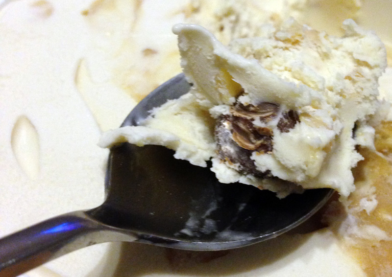 Own Brand Ice Cream - Caramel Crunch
