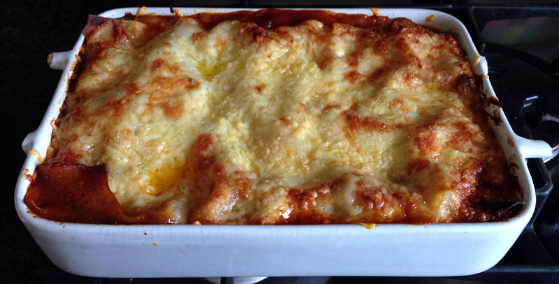 Own Branded Lasagne