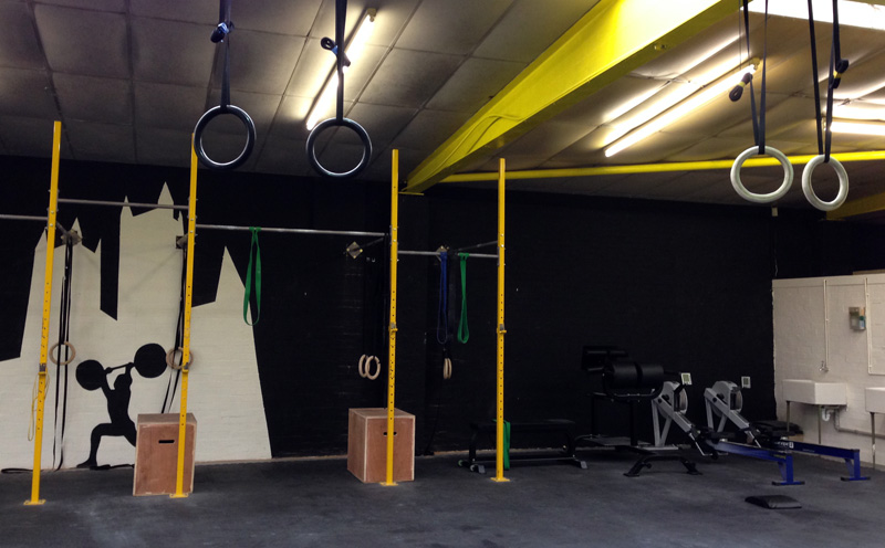 Trying CrossFit