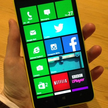 Review: Nokia Lumia 1320