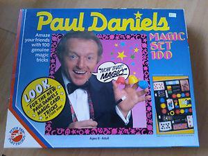 Paul Daniel's Magic Set