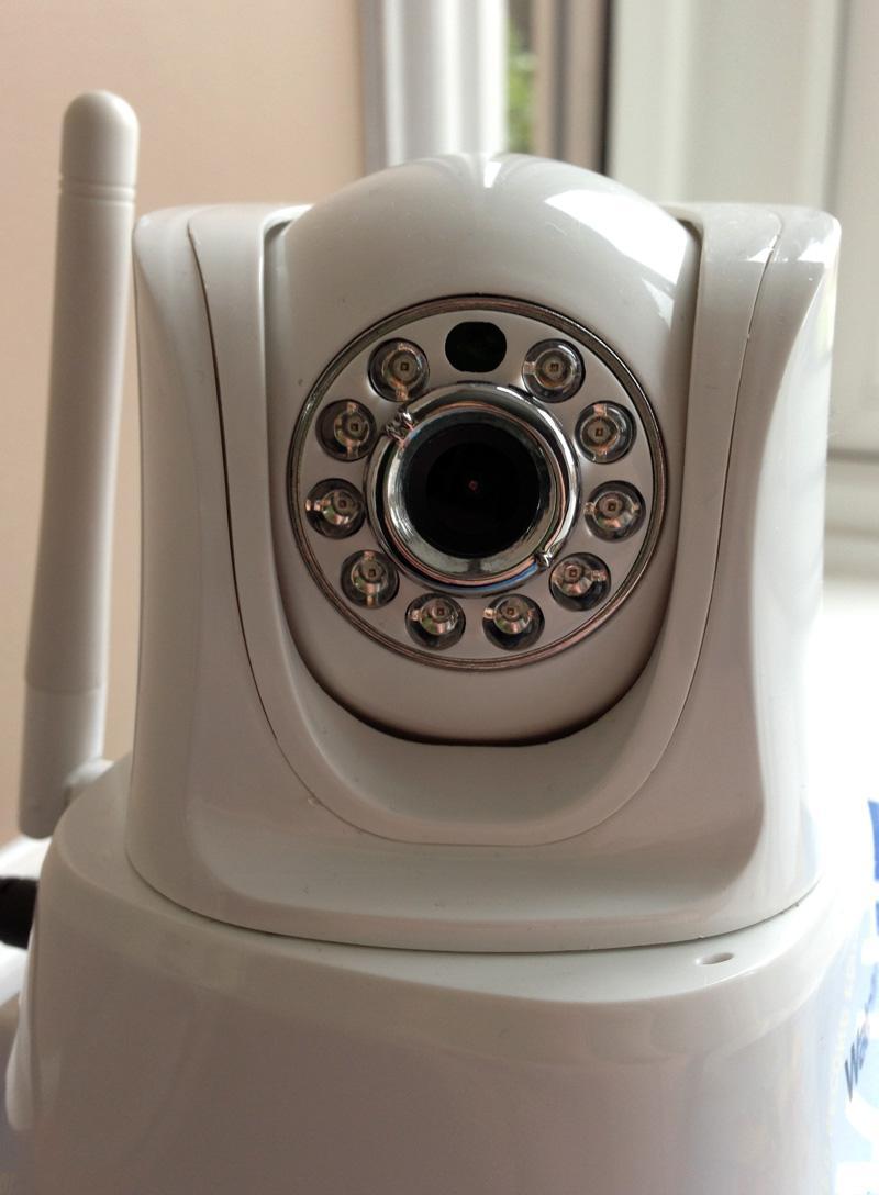 WatchBot 3.0 Security Camera