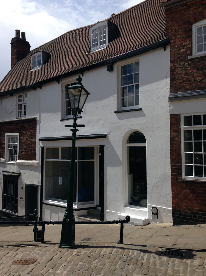 Steep Hill and The Strait, Lincoln - Zoe Homes