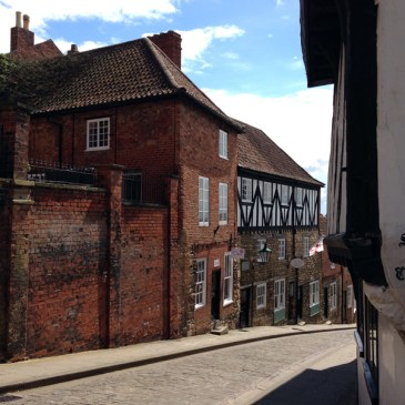 Photo Walk: Steep Hill, Lincoln