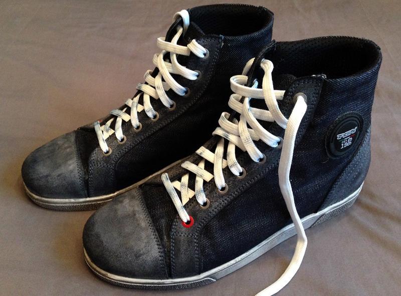02 June - TCX X-Street Boots
