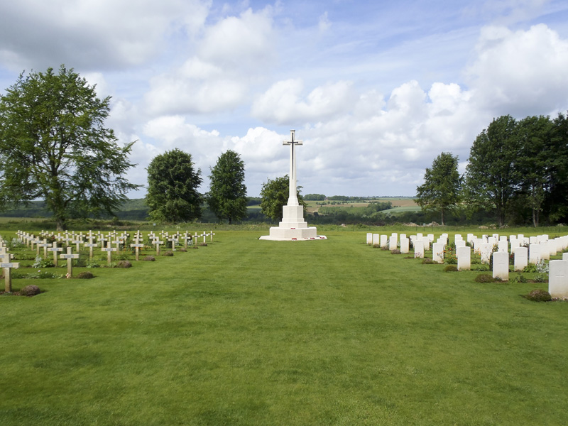 Thiepval Cemetery