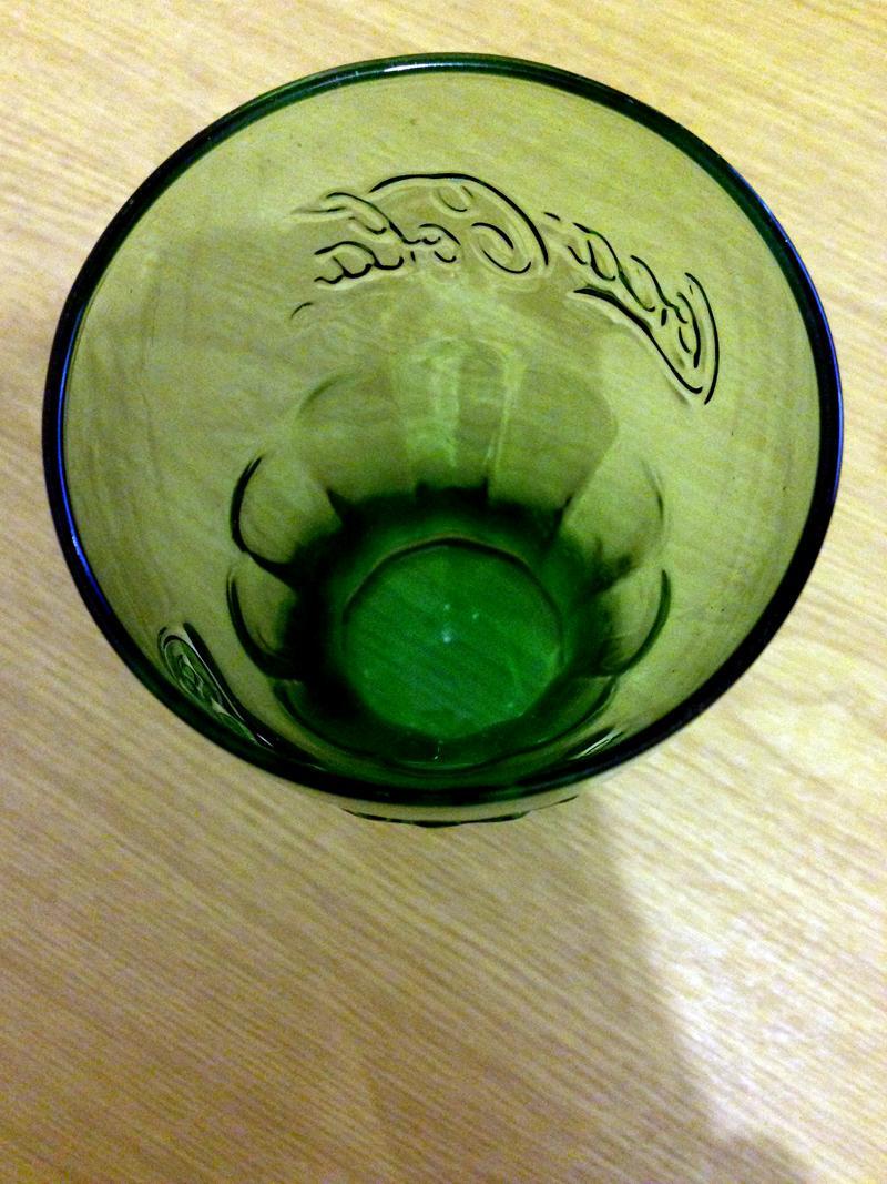 06 August - Coke Glass