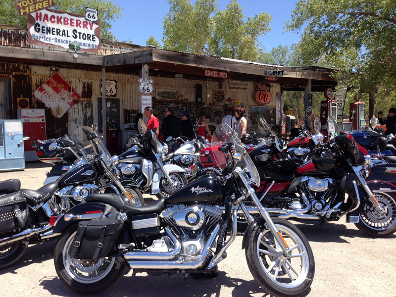 Hackberry General Store, on Route 66
