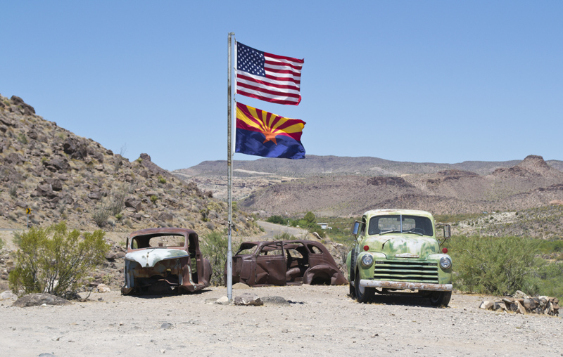 Cool Springs, Route 66