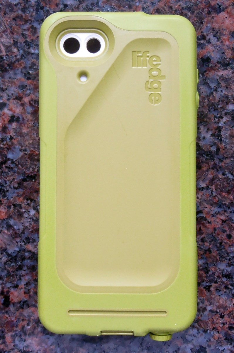 Lifedge Case for iPhone