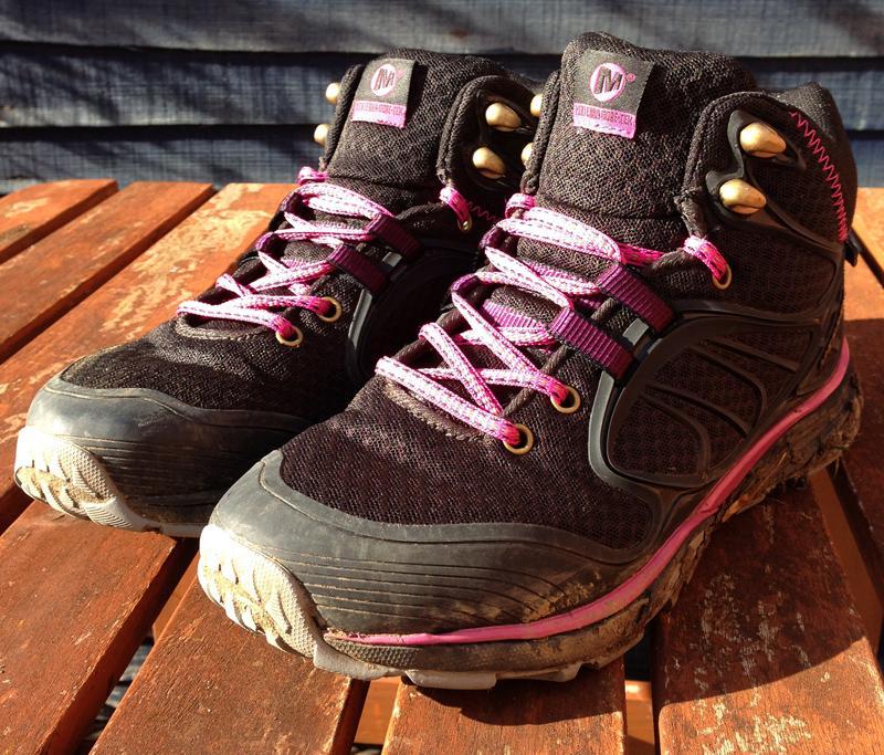 Merrell Verterra Goretex Boots