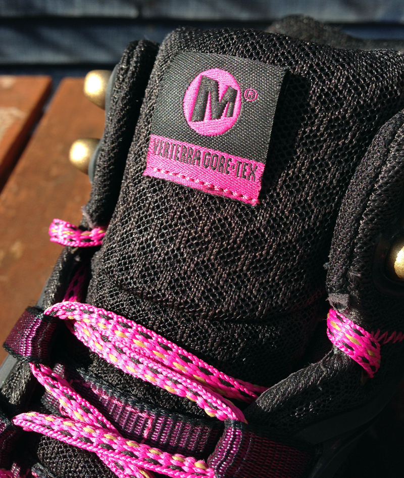 Review: Merrell Verterra Mid Sport GTX