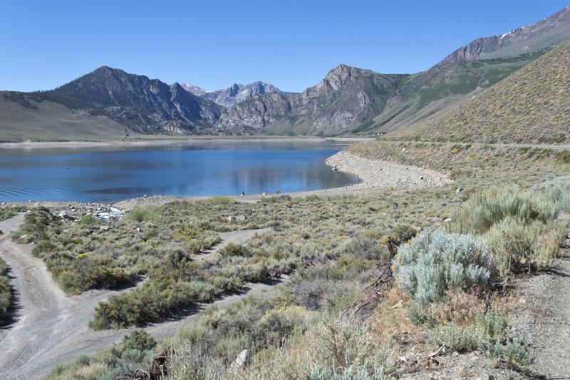 Grant Lake, California