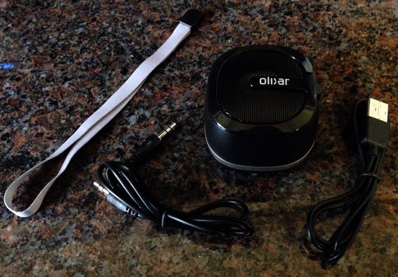 Olixar Babyboom Speaker for Mobile