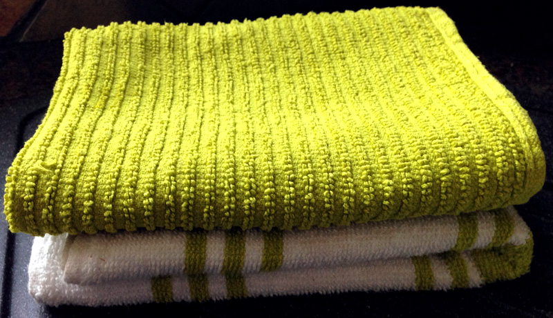 Washing Up - Drying Up - Tea Towel