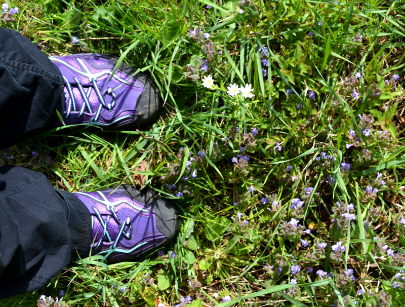 Merrell Capra Mid Sport Gore-Tex Speed Hiking Boots