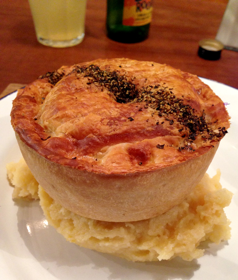 Pieminister - Pie and Mash