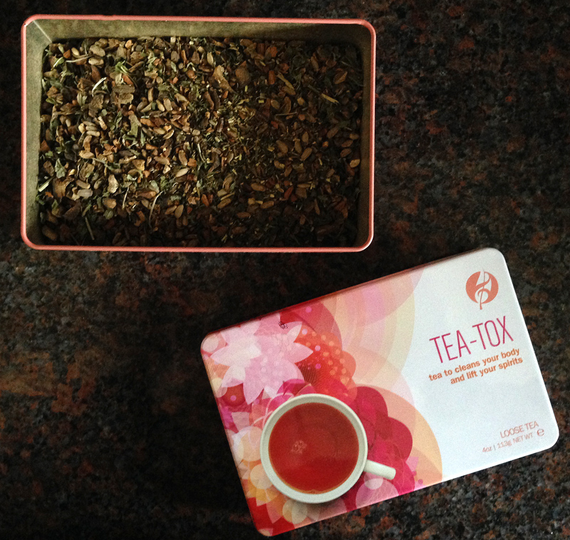 Adagio Teas Body and Soul Tin Set - Tea Tox