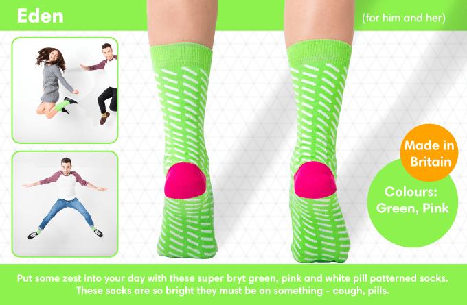Bryt - Eden Socks