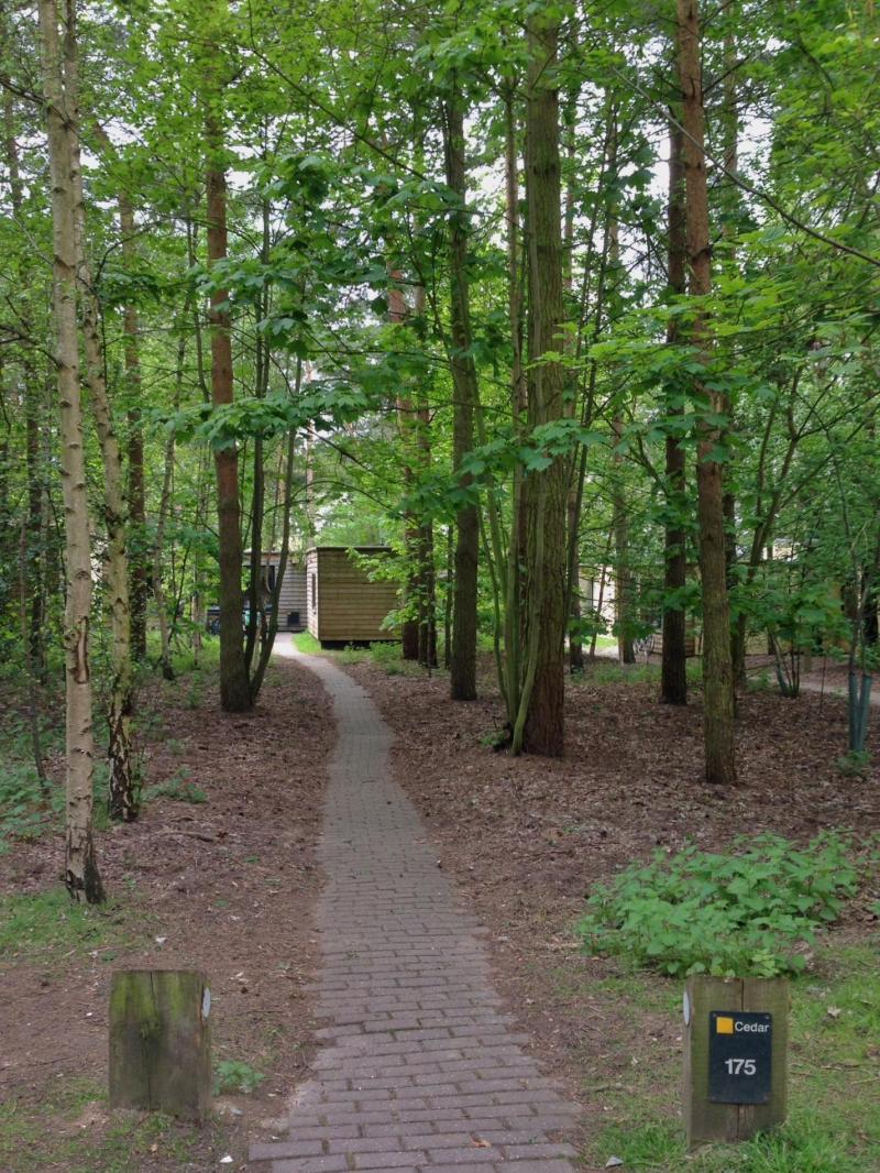 At Center Parcs - Our Lodge
