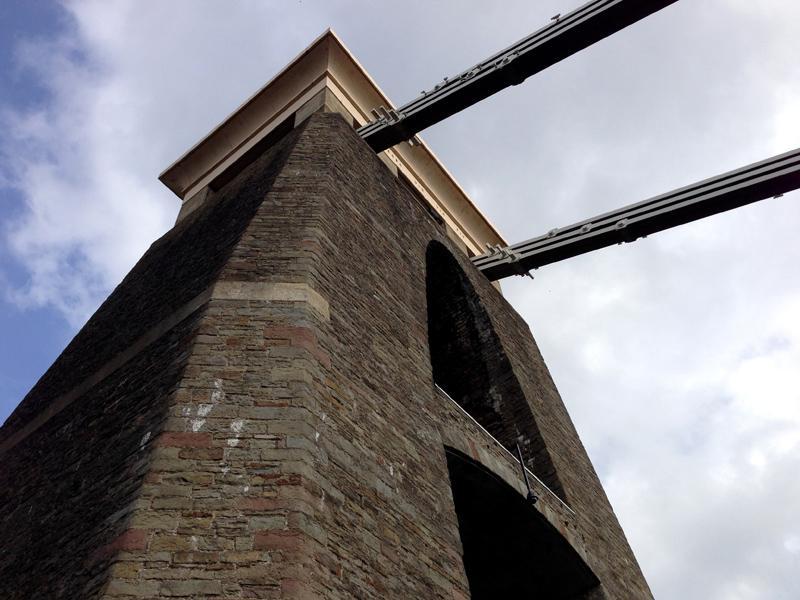 Exploring Bristol - Clifton Suspension Bridge