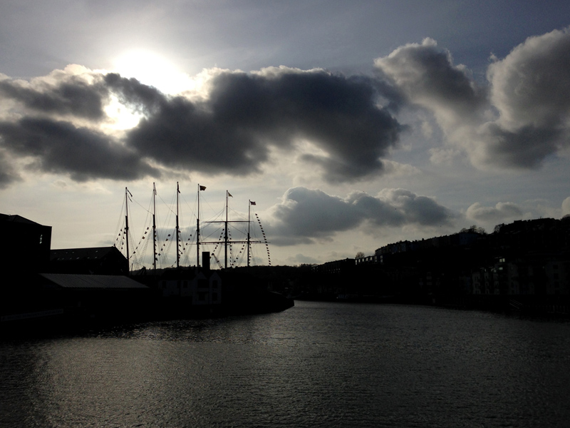 Exploring Bristol - SS Great Britain