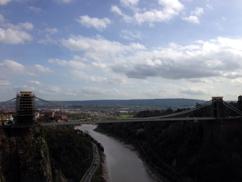 Exploring Bristol - Clifton Suspension Bridge