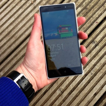 Review: Microsoft Lumia 830