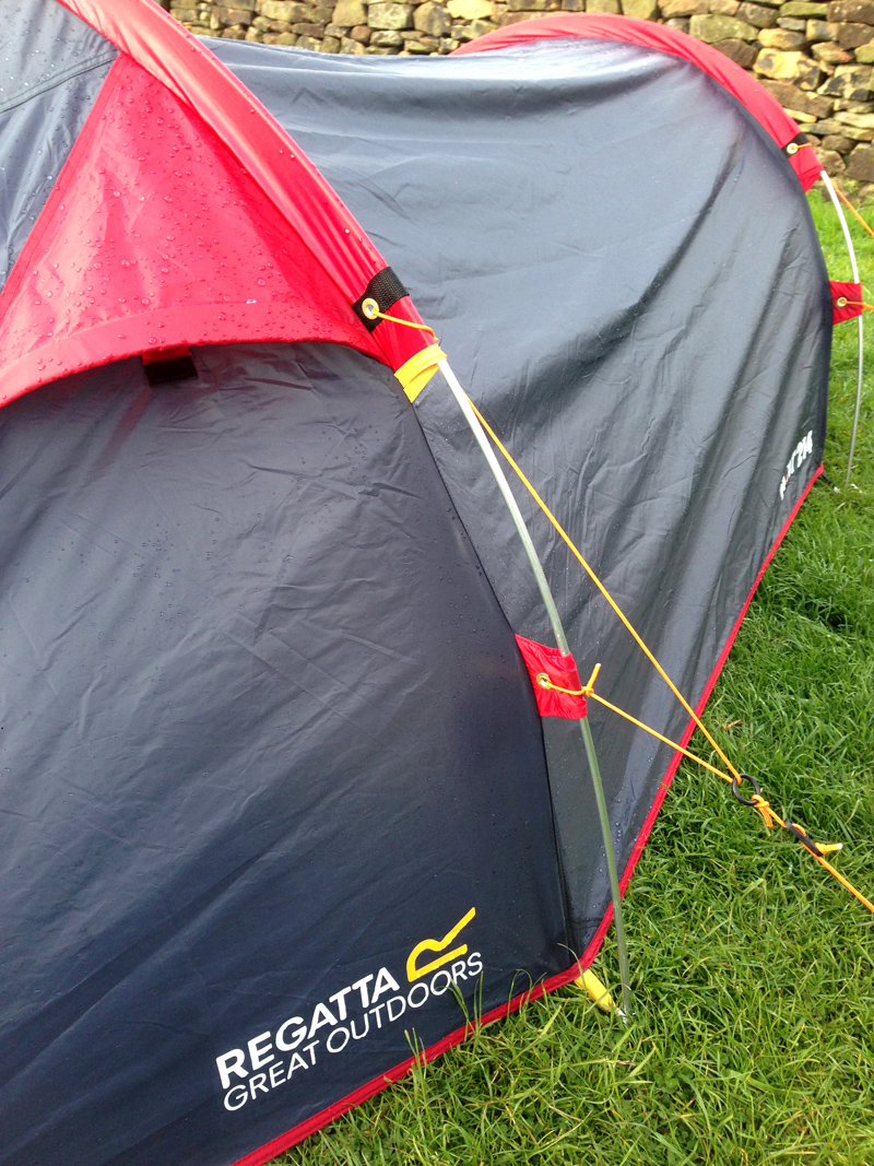 Regatta Halin Point 214 Tent