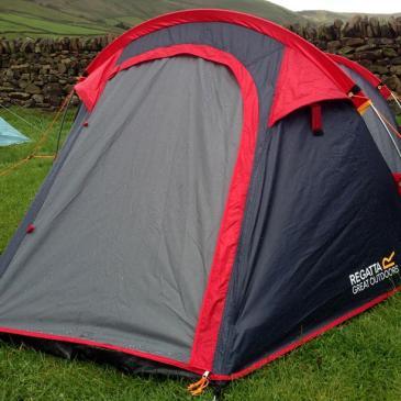 Review: Regatta Halin Point 214 Two Man Tent