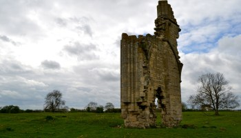 Stephen Langton Trail - Barlings Abbey