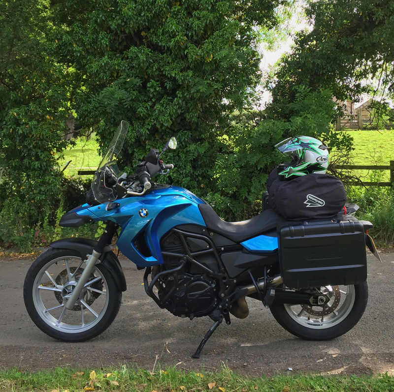 30 Days Wild - My F650GS Motorbike