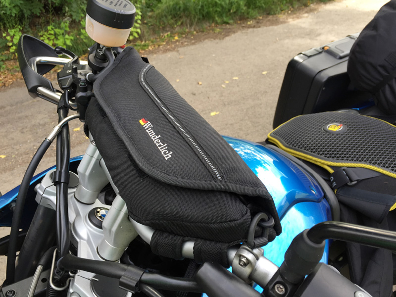 Wunderlich Bag & my F650GS