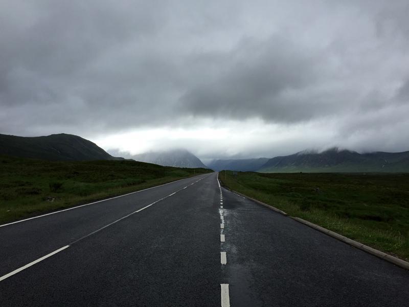 Scotland by Motorbike - Glencoe