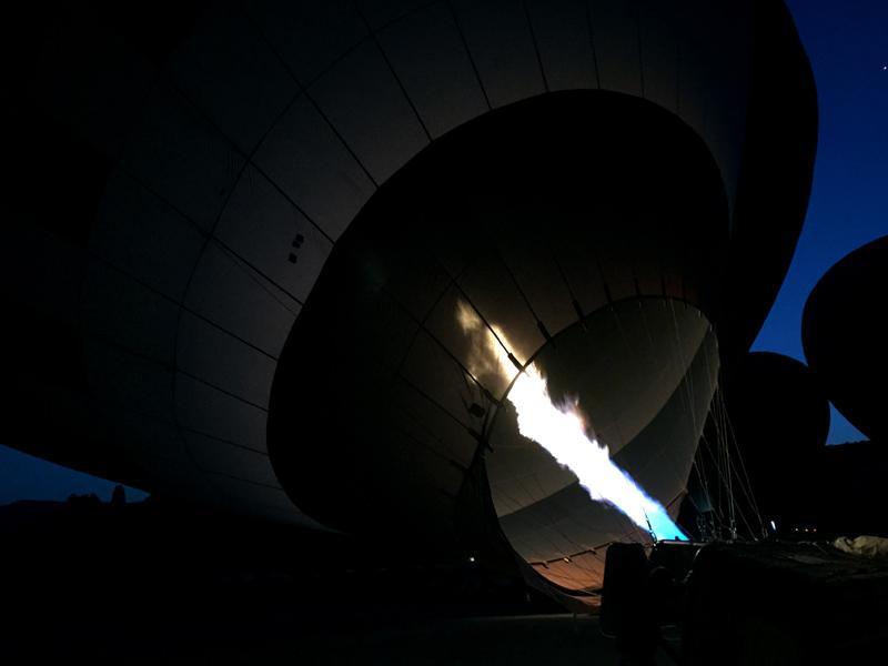 Hot Air Ballooning in Cappadocia   Splodz Blogz
