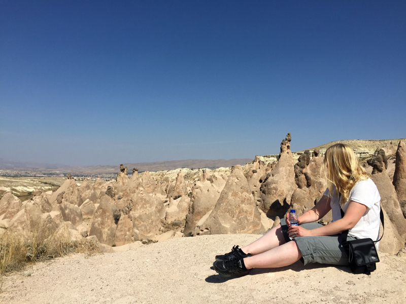 TopDeck Turkey Diary - Goreme National Park