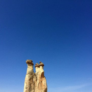 TopDeck Turkey Diary Day 5 | Cappadocia