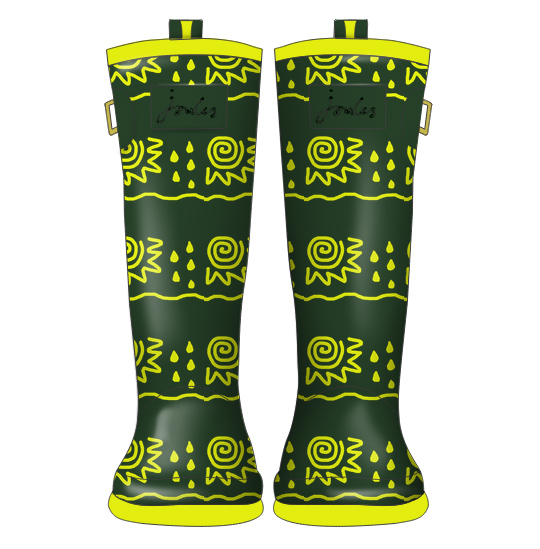 Joules Design A Welly Competition