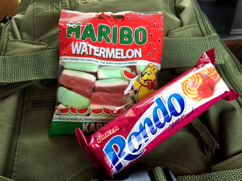 Passing the Time, Eating Snacks | Splodz Blogz