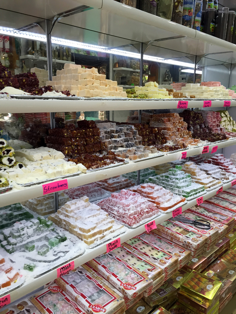 TopDeck Turkey Diary - Turkish Delight