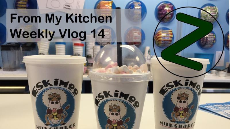 Weekly Vlog 14 Thumbnail