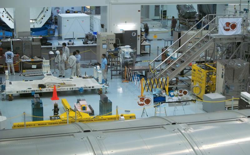 Orlando, Florida - International Space Station Processing Facility